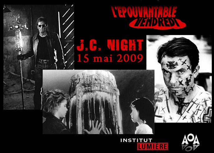 Nuit John Carpenter, vend. 15 Mai. Institut Lumière Ep03_ban